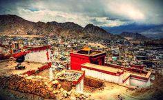 Ladakh old town!