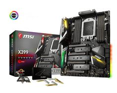MSI readies X399 GAMING PRO CARBON AC to rip threads