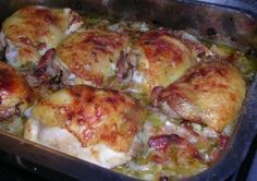 Pollo all'uccelletto - Birdy Chicken