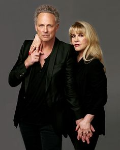 Stevie and Lindsey....2013 #StevieNicks