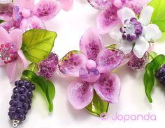 Ochideen Bouquet rosa