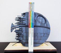 Star Wars Death Star Book Ends
