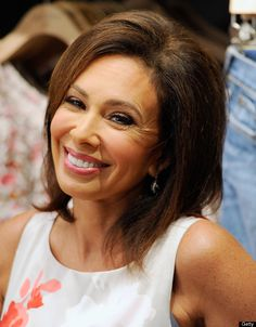 Media personality Judge Jeanine Pirro attends the Love is Not Abuse iPhone app launch at the Lucky Brand Store on August 2011 in New York City. Fox News Anchors, Jeanine Pirro, Megyn Kelly, Fox News Hosts, Sarah Palin, Fox News Channel, Television Program, News Channels, Plastic Surgery