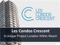 Condos Crescent-A Unique Project..