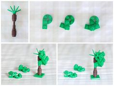 Microscale Tree Mini-tutorial (2 of 5) | First we put togeth… | Flickr