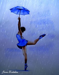 Dancing In The Rain by annakoutsidou on DeviantArt
