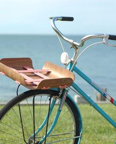Bent Basket is raising funds for Bent Basket - A better ride with design on Kickstarter! Bent Basket is the first bent wood bike basket that lets you strap it down and ride. Bicycle Basket, Bicycle Rack, Jiu Jitsu, Bike Gadgets, Surf, Champions Of The World, Bike Accessories, Cycling Bikes, Bike Life