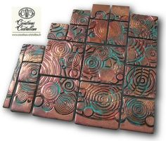polymer+clay+vases | Polymer Clay, Ceramics, Pottery... and some mosaics / Beautiful ...