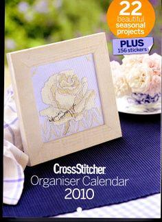 Gallery.ru / Фото #1 - CrossStitcher календарь 2010 - tymannost