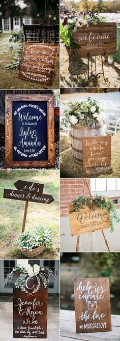 country rustic woode