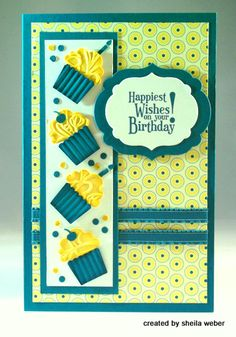 Pals Guest Stamper: Sheila Weber - Stampin' Up! Demonstrator - Mary Fish, Stampin' Pretty Blog, Stampin' Up! Card Ideas & Tutorials