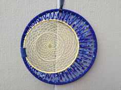 Made to OrderLarge Sun and Moon Dream Catcher by leimk on Etsy, $70.00