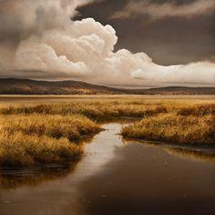 Autumn Thunderhead, by Renato Muccillo