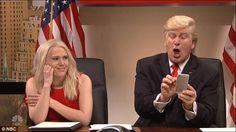 ArmanikEdu: US President Elect:Donald Trump slams SNL after th...