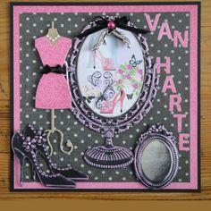 Marianne Design: Creatables Dies - Vintage Mirror