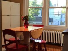 This listing was first published here in August 2014. This location is fantastic and the 2015 summer season has begun for hosting out-of-town guests in this vintage (2nd/3rd story) flat using VRBO and HomeAway. ...