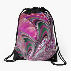 Art Bag, Zipper Pouch, Chiffon Tops, Drawstring Backpack, Digital Art, Backpacks, Printed, Awesome, Stuff To Buy
