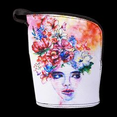 Keep your style closeby in this colorful carry case. Ideal for our hair coloring products. Hair Coloring, Watercolor Art, Colorful, Style, Products, Swag, Watercolor Painting, Watercolour, Hair Dye