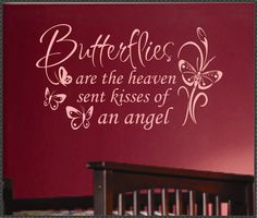 Butterfly Quotes | Walls That Talk: Butterflies in Spring!
