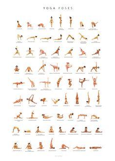 de 19 bedste billeder fra yoga posters  yoga kvinder og