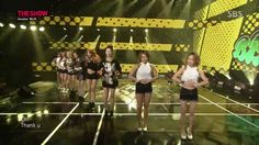 140305 BESTie - Thank U very much @ SBS The Show All About K-pop Comebac...