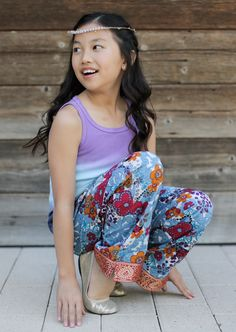 BHAVANI PUNJAMMIES™ for girls. Clothing the next generation of world-changers in freedom.