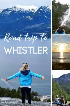 We went on an epic road trip to Whistler, breaking up the drive with stops at waterfalls and hikes. Check this out for beautiful shots of Shannon and Brandywine Falls, and for the hike up to the First Peak of Stawamus Chief. Canada Travel, Travel Usa, Travel Tips, Canada Trip, Travel Hacks, Columbia Travel, Canada Canada, Parks Canada, Travel Ideas