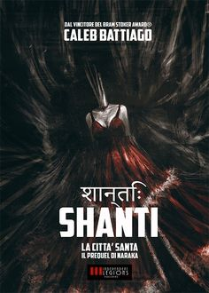 SHANTI - PAPERBACK EDITION
