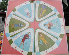 """WHAT SHALL I BE?"" BOARD GAMES FOR GIRLS AND BOYS"