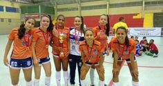 O time sub-17 de Futsal Feminino de Taubaté foi campeão do Troféu Piratininga. A vitória por 3 a 2 c...