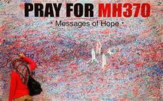 Humanism.............Pray For MH370…….
