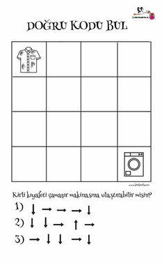Mental Maths Worksheets, Preschool Worksheets, Preschool Activities, Computer Coding For Kids, Act Math, Computational Thinking, Math For Kids, Teaching, Visual Perceptual Activities
