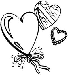 Coloring Pages For Valentines Day | Free coloring pages for kids ...