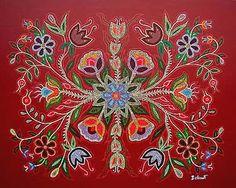 25 Best Christi Belcourt Metis Images Native Art