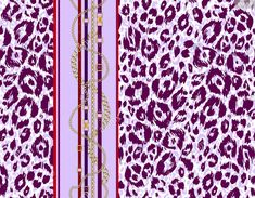 leopard and chain print fabric - Cerca con Google Leopard Pattern, Printing On Fabric, Chain, Google, Fabric Printing, Necklaces