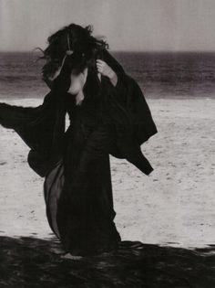 Julianne Moore - Vogue Italia by Peter Lindbergh, September 2008