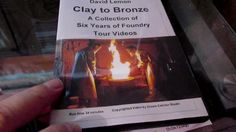 Instructional DVD, Mysteries of the Foundry, Revealed - Clay to Bronze