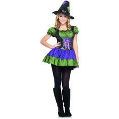 Rockin Witch consigue el disfraz en... http://www.1001consejos.com/top-10-disfraces-halloween/