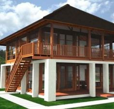 Wooden House , Find Complete Details about Wooden House,Wooden House from Prefab Houses Supplier or Manufacturer-Bali Inti Graha, Co,Ltd Bamboo House Design, Tropical House Design, Small House Design, Filipino House, Hut House, Village House Design, House On Stilts, Beach House Decor, House In The Woods