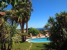 Casa+de+vacaciones+con+piscina+vistas+al+mar+++++jardín+para+4+personas.+Costa+Brava+(Lloret),+cerca+de+la+ciudad+++Alquiler de vacaciones en La Selva de @homeaway! #vacation #rental #travel #homeaway