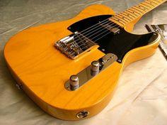 Fender Vintage Hot Rod 52 Telecaster Electric Guitar