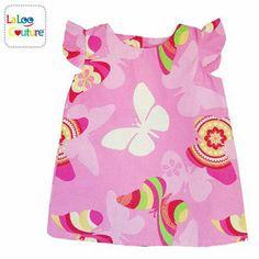Check out this item in my Etsy shop https://www.etsy.com/fr/listing/270635922/robe-de-coton-imprime-papillons-fait-a