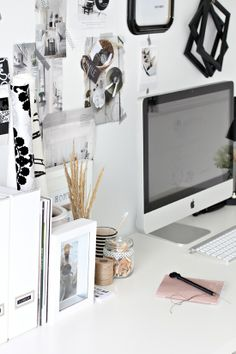 COCOCOZY: THE BLACK & WHITE OF WORKING AT HOME!