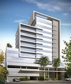 Torres e Bello Arquitetos Associados -  Comercial Platinum Trade (2)