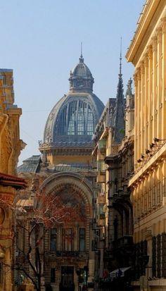 Lipscani, Bucharest - Romania (by Chodaboy on Flickr)