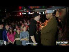 DON'T FLOP - Rap Battle - Cee Major  Cracker Vs Hulk  Sniper E