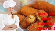 Quaver and Cheeto Coated Mac Cheese Balls Recipe - Food City