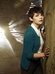 Cast - Promotional Photo - Ginnifer Goodwin as Snow White/Sister Mary Margaret Blanchard - once-upon-a-time Photo