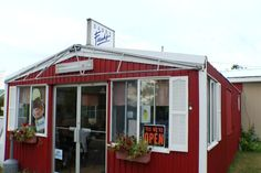 MTM On The Road: Daddy Franks Restaurant on Beaver Island - Northern Michigan's News Leader