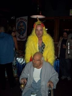 Only breaking bad fans will find this awesome
